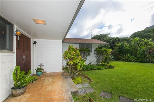 3896 Old Pali Road, Honolulu, HI 96817 (MLS #201800020) :: Elite Pacific Properties