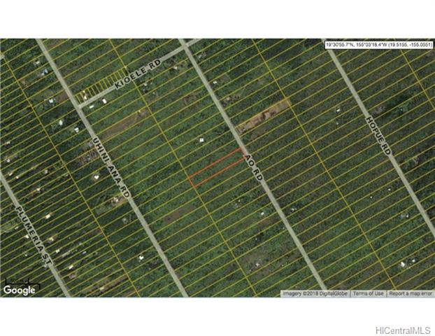2 Ao Road, Puna, HI 96771 (MLS #201800348) :: Hawaii Real Estate Properties.com