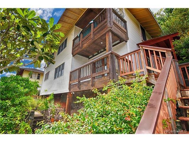 713 Walea Place, Honolulu, HI 96817 (MLS #201802550) :: Elite Pacific Properties