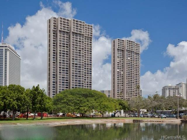 1650 Ala Moana Boulevard #2605, Honolulu, HI 96815 (MLS #201807264) :: Elite Pacific Properties
