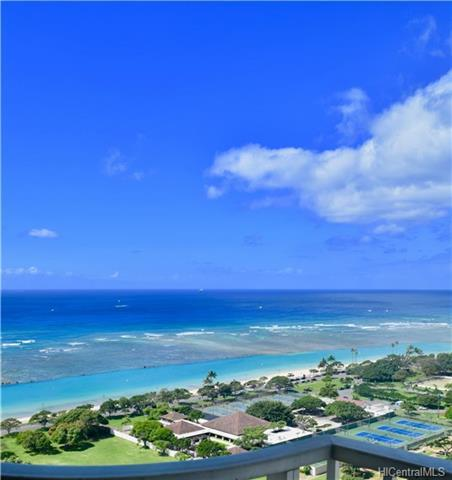 1350 Ala Moana Boulevard #2805, Honolulu, HI 96814 (MLS #201807456) :: Elite Pacific Properties