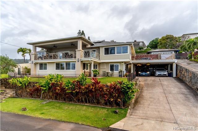 3600 Kawelolani Place, Honolulu, HI 96816 (MLS #201807629) :: Keller Williams Honolulu