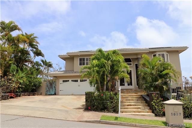 1037 Hanohano Way, Honolulu, HI 96825 (MLS #201808685) :: Keller Williams Honolulu