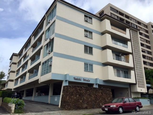 1642 Kewalo Street #303, Honolulu, HI 96822 (MLS #201809990) :: The Ihara Team