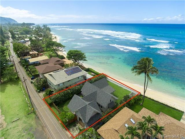 68-511 Crozier Drive, Waialua, HI 96791 (MLS #201810115) :: Elite Pacific Properties