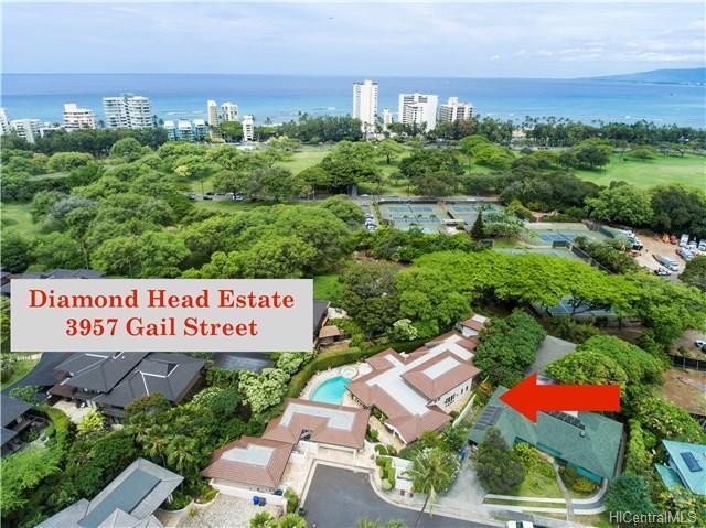 3957 Gail Street, Honolulu, HI 96815 (MLS #201811703) :: Keller Williams Honolulu