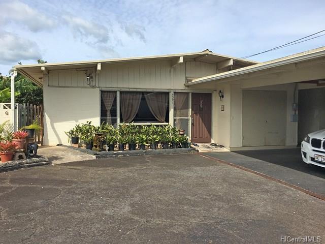 4391 Halupa Street, Honolulu, HI 96818 (MLS #201811803) :: The Ihara Team