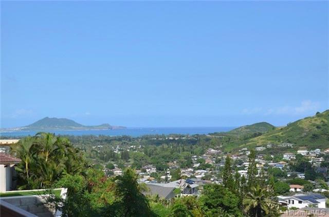 1255 Aupupu Place, Kailua, HI 96734 (MLS #201812963) :: The Ihara Team