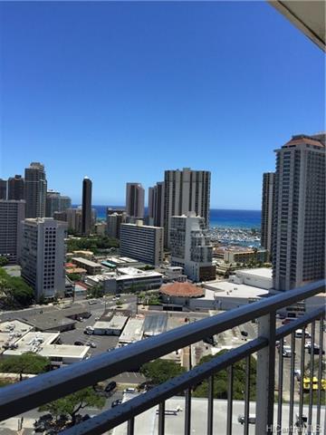 1655 Makaloa Street #2412, Honolulu, HI 96814 (MLS #201813088) :: Keller Williams Honolulu