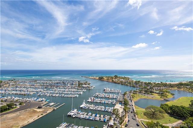 1600 Ala Moana Boulevard #3100, Honolulu, HI 96815 (MLS #201813566) :: Redmont Living