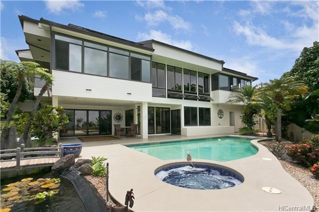 596 Puuikena Drive, Honolulu, HI 96821 (MLS #201813637) :: Elite Pacific Properties