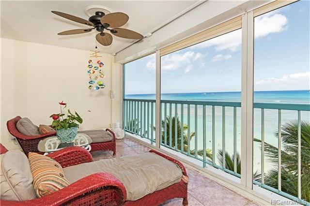 2877 Kalakaua Avenue #507, Honolulu, HI 96815 (MLS #201813774) :: Elite Pacific Properties