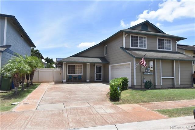 91-309 Kailike Place, Ewa Beach, HI 96706 (MLS #201813876) :: Keller Williams Honolulu