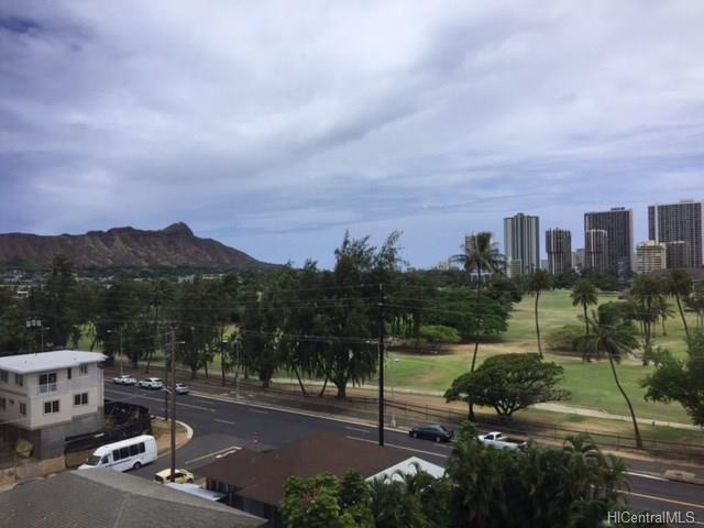 2916 Date Street 6E, Honolulu, HI 96816 (MLS #201813956) :: The Ihara Team