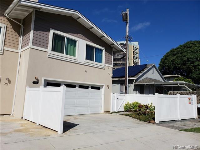 751A Kinalau Place A, Honolulu, HI 96813 (MLS #201814390) :: Elite Pacific Properties