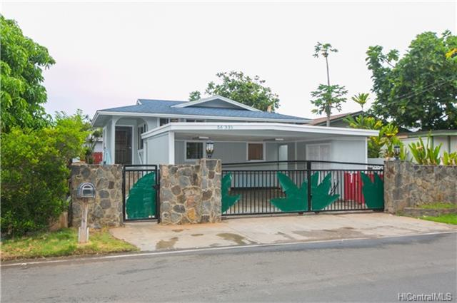 56-335 Leleuli Street, Kahuku, HI 96731 (MLS #201816120) :: Elite Pacific Properties