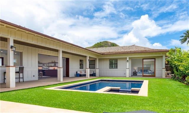 148 Mokumanu Drive, Kailua, HI 96734 (MLS #201816162) :: The Ihara Team