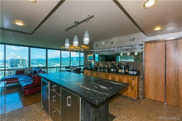 1200 Queen Emma Street #3701, Honolulu, HI 96813 (MLS #201816327) :: Elite Pacific Properties