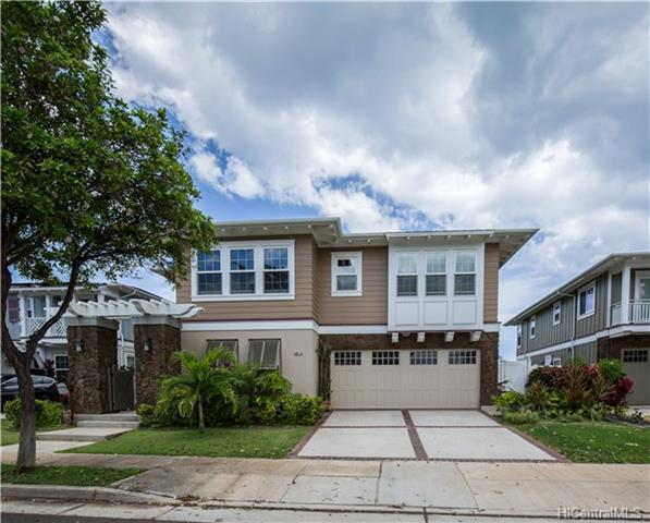 91-1087 Kaihohonu Street, Ewa Beach, HI 96706 (MLS #201816544) :: Elite Pacific Properties