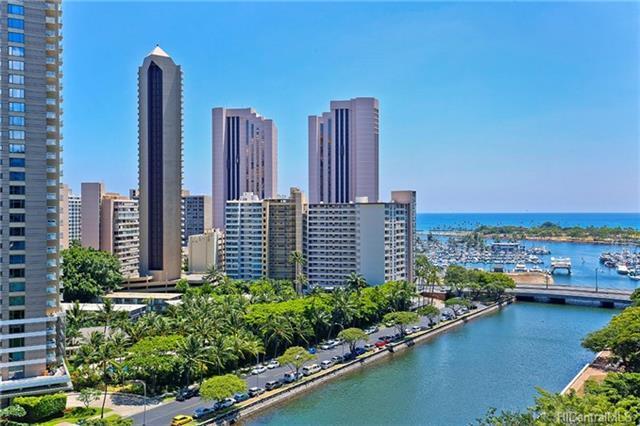 1848 Kahakai Drive #1604, Honolulu, HI 96814 (MLS #201816685) :: Elite Pacific Properties