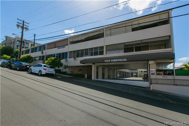 1423 Emerson Street #210, Honolulu, HI 96813 (MLS #201816960) :: Elite Pacific Properties