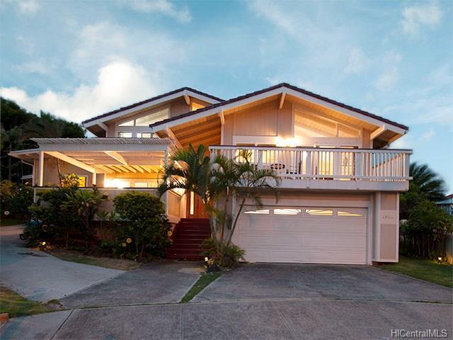 1022 Kalahu Place, Honolulu, HI 96825 (MLS #201817451) :: The Ihara Team