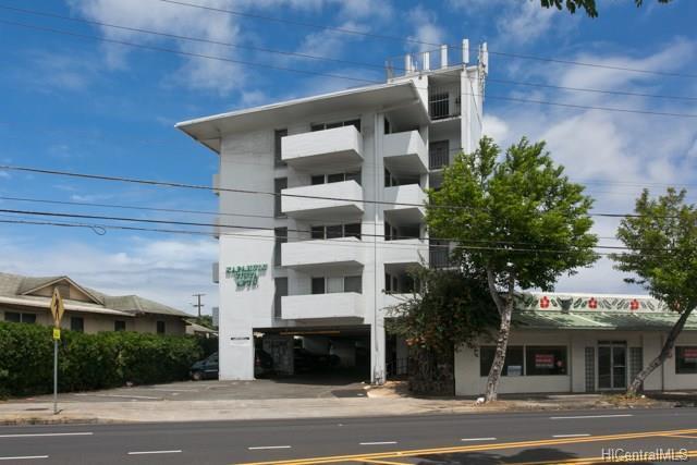 837 Kapahulu Avenue #302, Honolulu, HI 96816 (MLS #201817939) :: The Ihara Team