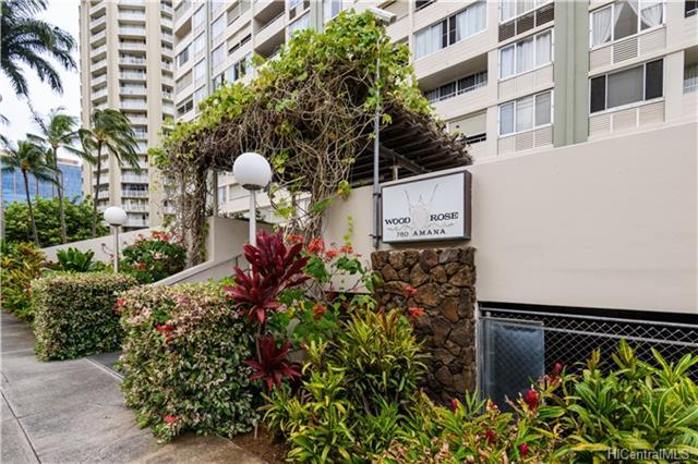 780 Amana Street #1707, Honolulu, HI 96814 (MLS #201818252) :: Keller Williams Honolulu