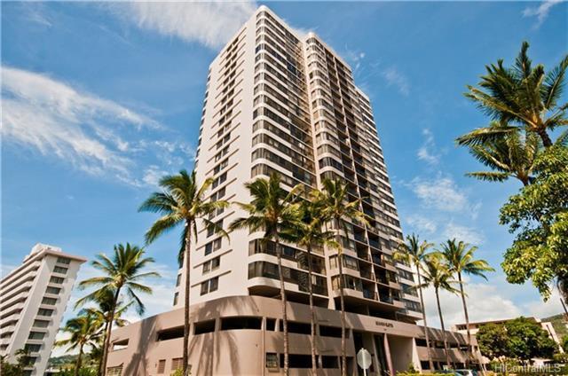 2724 Kahoaloha Lane #1803, Honolulu, HI 96826 (MLS #201818253) :: Elite Pacific Properties