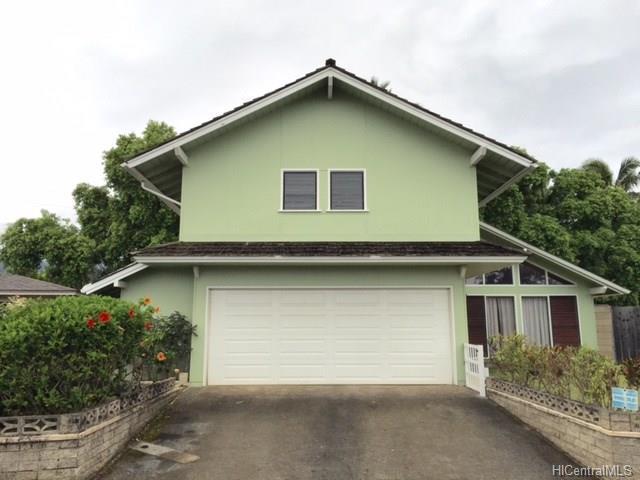 46-332 Ikiiki Street, Kaneohe, HI 96744 (MLS #201818257) :: The Ihara Team
