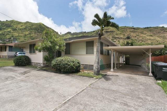 821 Hao Street, Honolulu, HI 96821 (MLS #201820436) :: The Ihara Team