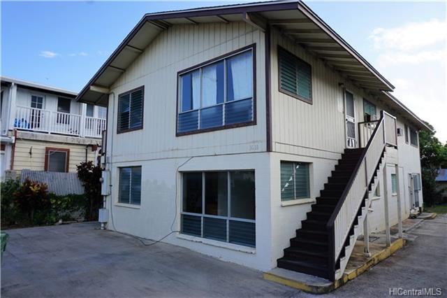 3633 Kanaina Avenue, Honolulu, HI 96815 (MLS #201820508) :: Team Lally