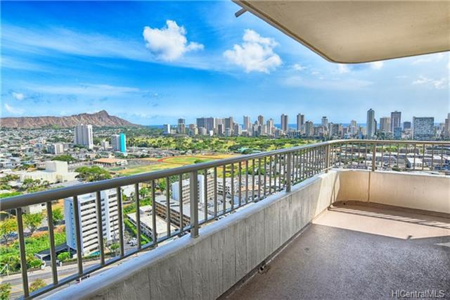 2825 S King Street #2401, Honolulu, HI 96826 (MLS #201820509) :: Team Lally