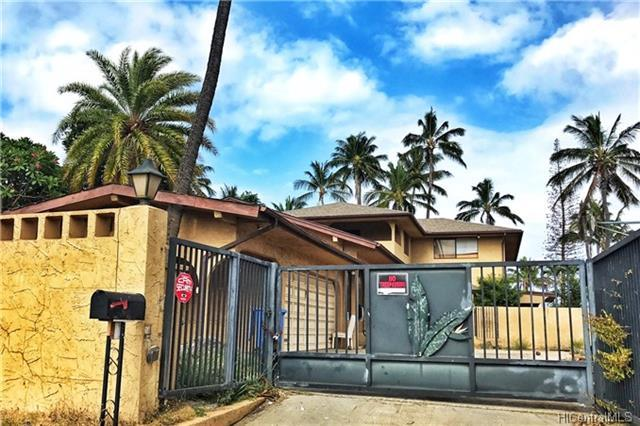 87-597 Farrington Highway, Waianae, HI 96792 (MLS #201820810) :: Team Lally