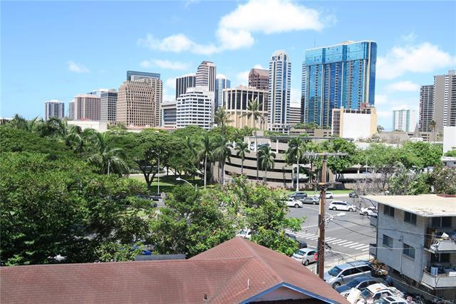 1459 Pele Street #401, Honolulu, HI 96813 (MLS #201820905) :: Elite Pacific Properties