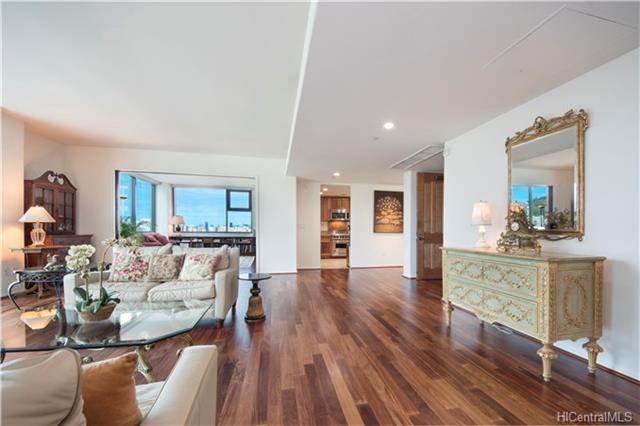 1199 Bishop Street #11, Honolulu, HI 96813 (MLS #201821117) :: Redmont Living