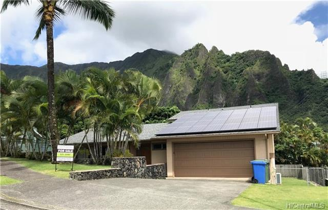 46-473 Kuneki Way, Kaneohe, HI 96744 (MLS #201821217) :: The Ihara Team