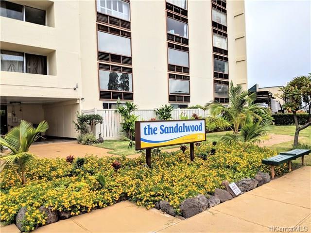 910 Ahana Street #1008, Honolulu, HI 96814 (MLS #201821587) :: The Ihara Team