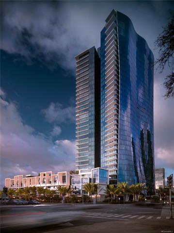 1118 Ala Moana Boulevard #3500, Honolulu, HI 96814 (MLS #201822050) :: Elite Pacific Properties