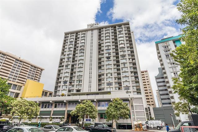 747 Amana Street #418, Honolulu, HI 96814 (MLS #201822232) :: Keller Williams Honolulu