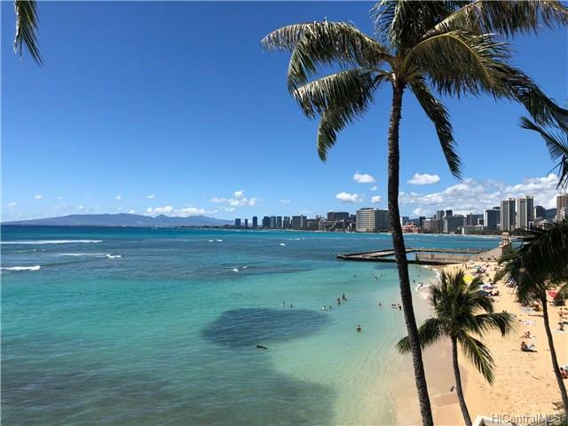 2893 Kalakaua Avenue #4, Honolulu, HI 96815 (MLS #201822856) :: Keller Williams Honolulu