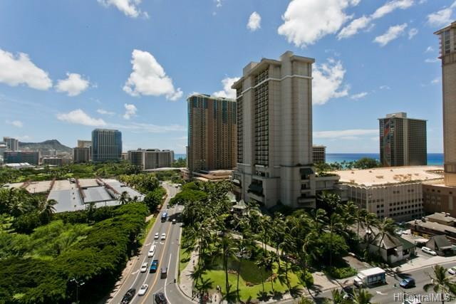 1860 Ala Moana Boulevard #1402, Honolulu, HI 96815 (MLS #201824819) :: Keller Williams Honolulu