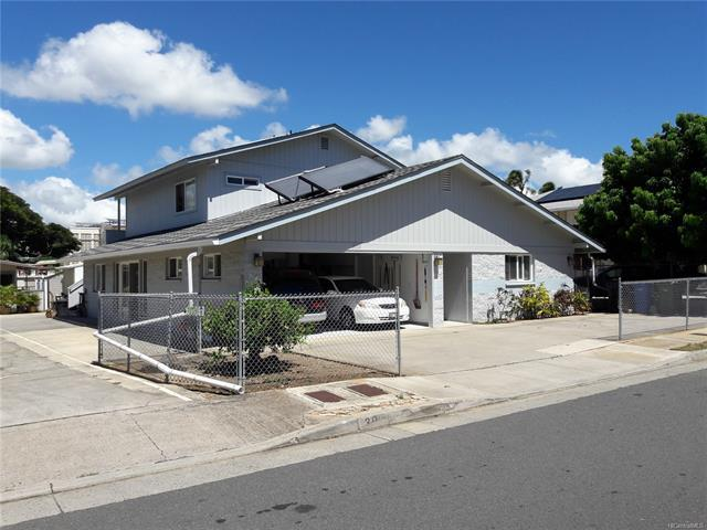 3024 Lakimau Street, Honolulu, HI 96815 (MLS #201825513) :: Elite Pacific Properties