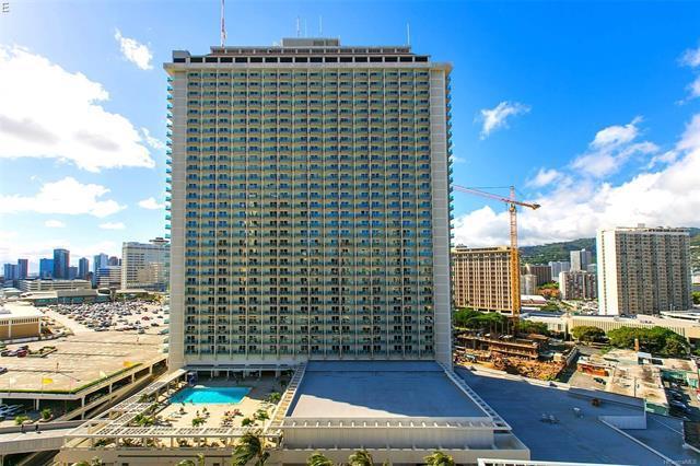 410 Atkinson Drive #459, Honolulu, HI 96814 (MLS #201826957) :: The Ihara Team