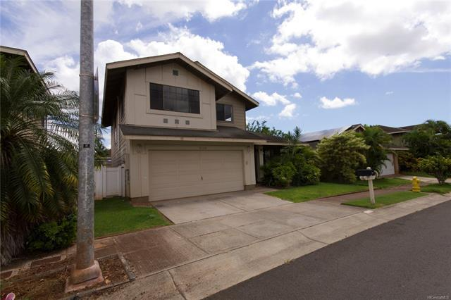 94-230 Pouhana Loop #40, Waipahu, HI 96797 (MLS #201827291) :: The Ihara Team
