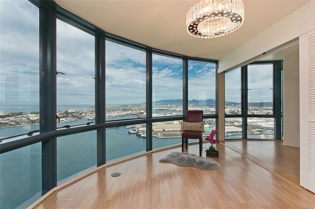 66 Queen Street #3803, Honolulu, HI 96813 (MLS #201829825) :: Elite Pacific Properties