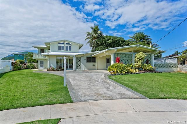 830 Pomahina Place, Kailua, HI 96734 (MLS #201829944) :: Keller Williams Honolulu