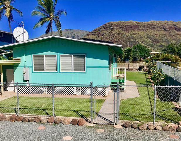 85-712 Kaupuni Place, Waianae, HI 96792 (MLS #201830076) :: The Ihara Team