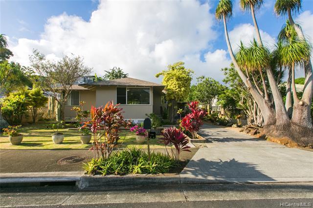 1079 Liku Street, Kailua, HI 96734 (MLS #201831689) :: Elite Pacific Properties