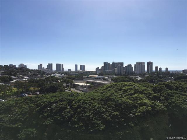 2033 Nuuanu Avenue 9C, Honolulu, HI 96817 (MLS #201900211) :: The Ihara Team